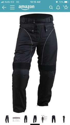 Mens Motorcycle Waterproof Riding Pants Armor Pantalon 5XL