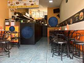 Local comercial comida rapida excelente ubicacion mariscal sucre y ajavi