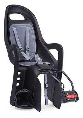 Silla Para Bebe Niño Bicicleta Polisport Groovy Ff 29er 22kg