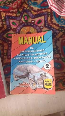 Vendo manuales de inyección