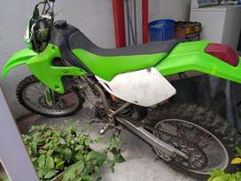 Kawasaki KLX300R 2008