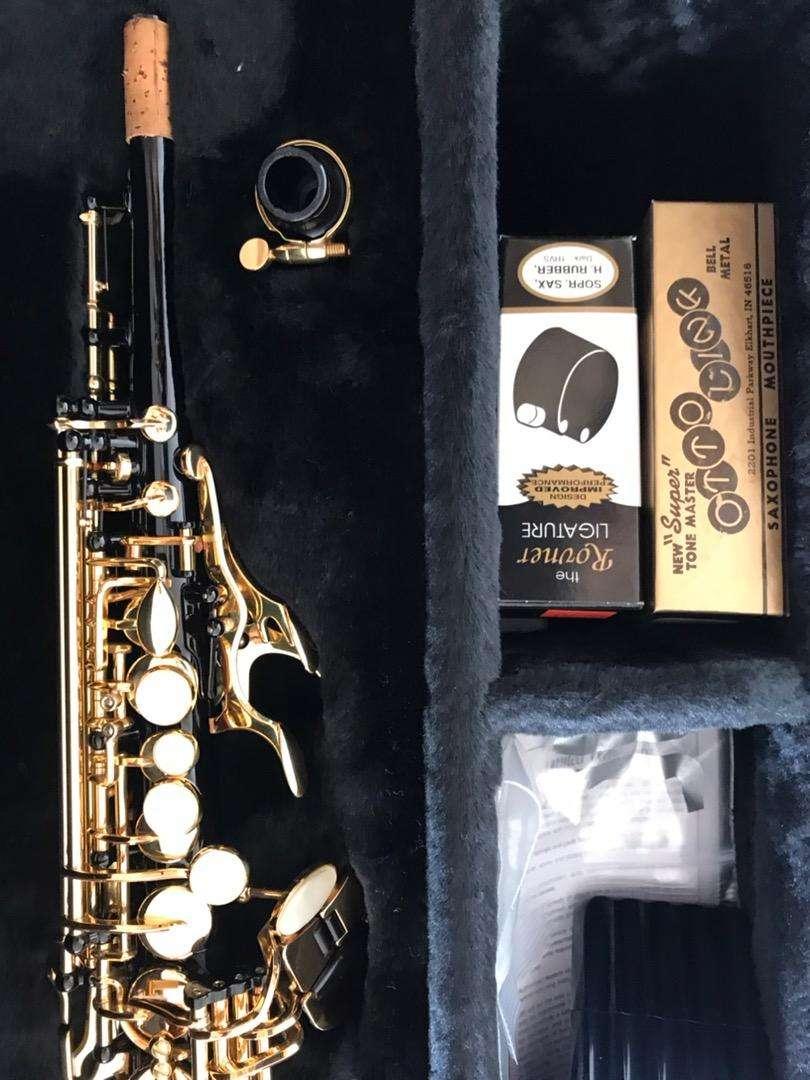 Saxophon soprano 0