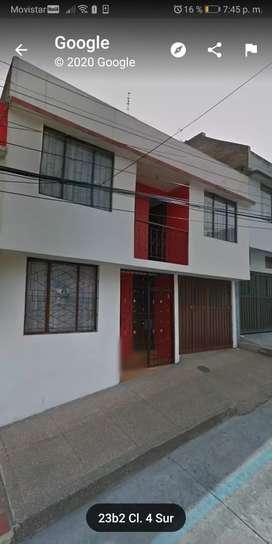 Casa grande barrio mijitallo