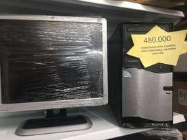 Vendo computador Intel Celeron
