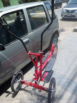 Bicicleta Eliptica STREET RAMBLER, marca MONARK, Adulto mejora tu salud