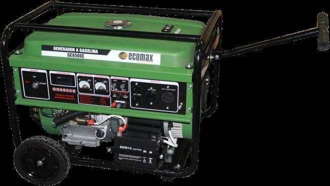 GENERADOR ELÉCTRICO GD6500 -E DIESEL