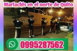 Mariachi Fiesta Mexicana SHOW GARANTIZADO Quito norte mañosca