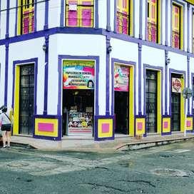 Se vende papaleria y expresión social en Sevilla Valle