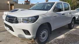 Vendo permuto Toyota dx 4x4 2019 oka entrega inmediata