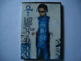 prince in concert rave un2 the year 2000 dvd sellado