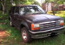Ford explorer 1993 transmision automatica 4x4 nafta 6 silindro en ve