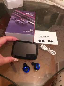 Audiculares Bluetooth