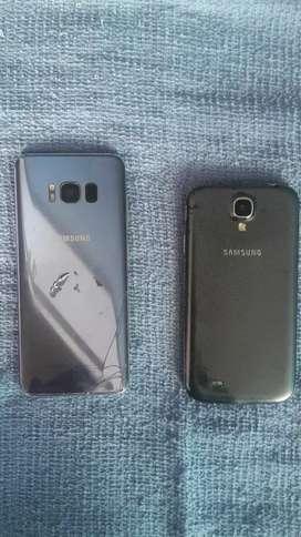 Vendo dos teléfonos para repuestos