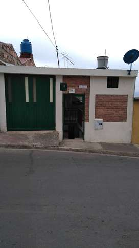Vendo casa lote en sitio muy tranquilo para en Tunja