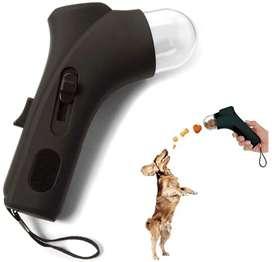 Juguete Lanzador Comida Aperitivos Mascota Perro