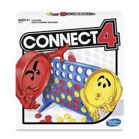 Juego De Mesa Connect 4 Game Hasbro Original