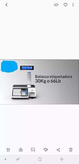 Balanza Cas CL-5200