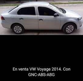 Vendo VW Voyage 2014