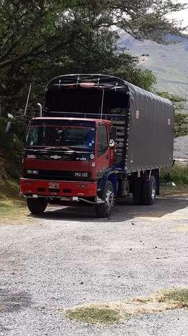 De oportunidad camión de carga pesada