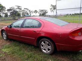 Se vende o se cambia dodge intrepid