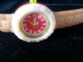 Reloj Suizo Original para Nina