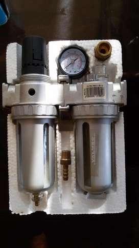 Professional Air Filter, Regulator And Lubricator Control