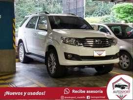Toyota Fortuner Urbana - En Autosport Medellín