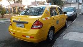 Taxi nissan tiida