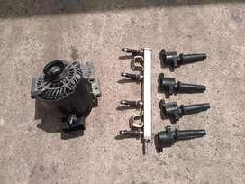 Vendo alternador inyectores, y bobina de encendido para fort mod 2012