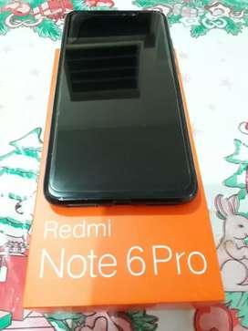 Xiaomi Redmi Note 6 en perfecto estado!
