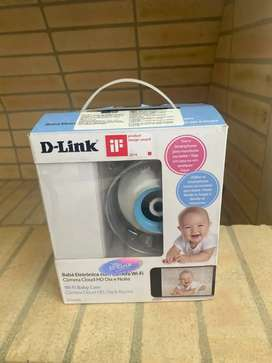 Se vende cámara Eye On Baby Monitor D-link DCS-825L