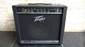 Amplificador de guitarra Peavey Audition 110 Made in Usa 25w usado