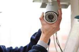 Mantenimiento de camaras de seguridad y vigilancia