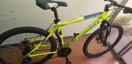 Vendo bicicleta topmega neptune rodado 26