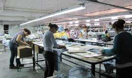 taller textil busca chica para control de calidad
