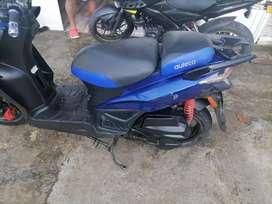 Vengo moto agility