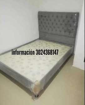 Somiers ya cabecera x140