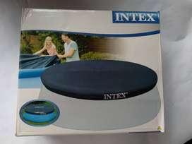Cobertor de piscina Intex redonda inflable, 3,66m        m