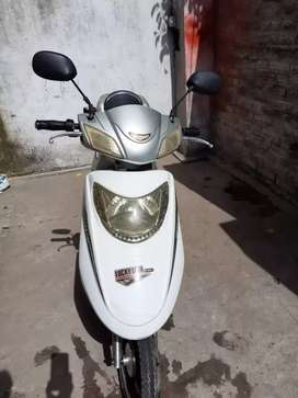 Moto electrica lucky lion