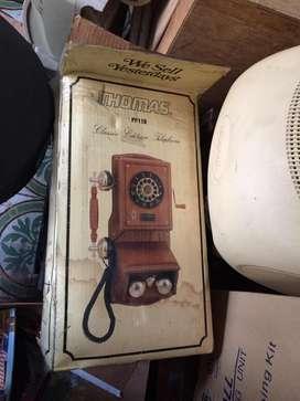 Telefono Vintage Retro