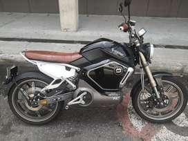 Ganga moto eléctrica Super Soco starker  Tc 1900