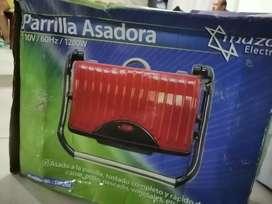 PARRILLA ASADORA MARCA MAZAL ELECTRIC NUEVA