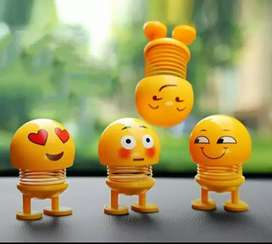Adorno emoji adhesivo casa auto oficina
