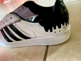 Zapatos SUPERSTAR Orginales -Personalizados-
