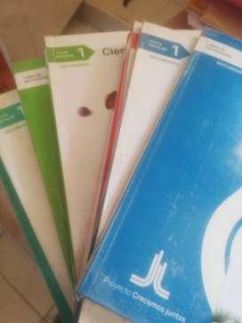 Libros santillana 1 secundaria
