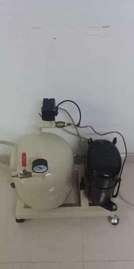 Compresora dental