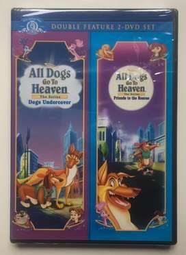 Todos Los Perros Van Al Cielo Dvd Doble