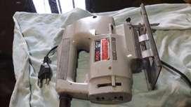 Caladora de madera eléctrica