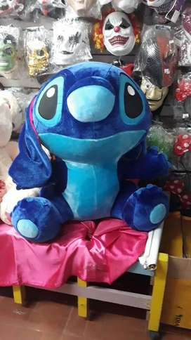 Stitch azul peluche grande