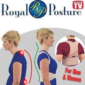 Gratis Envio Corrector De Postura y Eliminador De Dolores De Espalda Royal Posture